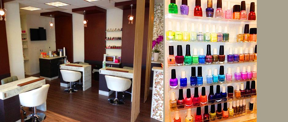 Beauty Image Spa Manicures