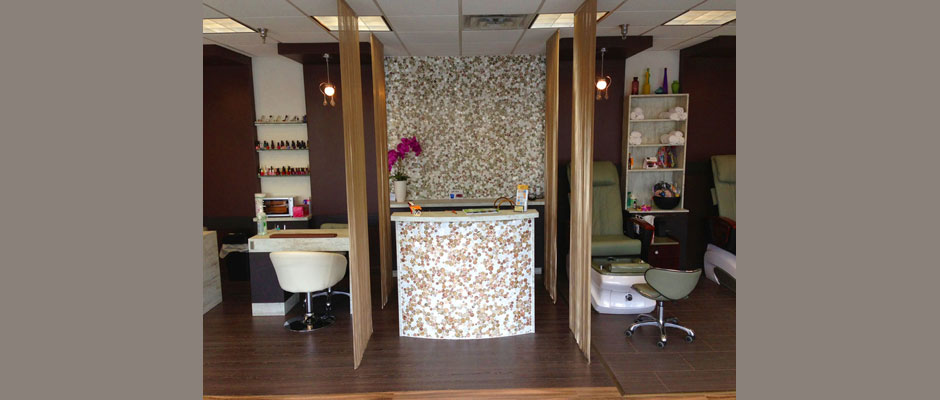 Beauty Image Spa Reception